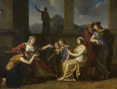 Antoine-Claude FLEURY (1743 - après 1822)...