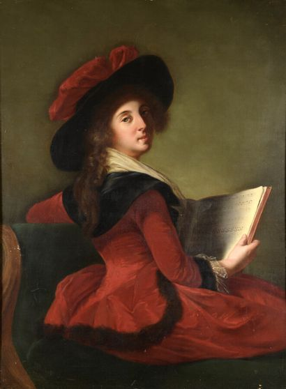 Comtesse Joseph Clément de LUPPE née Sophie...