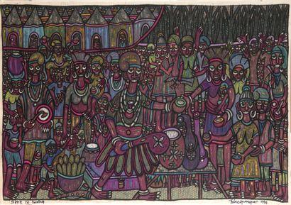 TWIN SEVEN SEVEN (1944-2011) - Nigéria  Spirit...