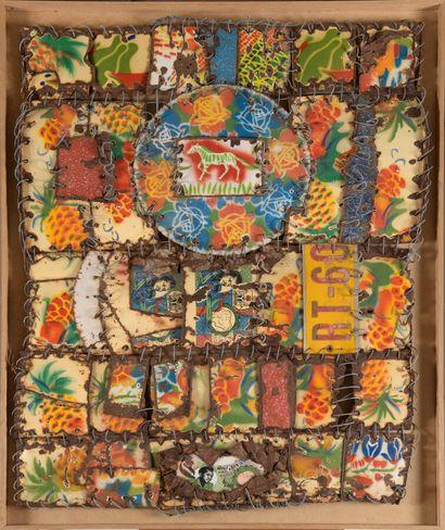 Camille Tété AZANKPO, né en 1968 - Togo  Le...