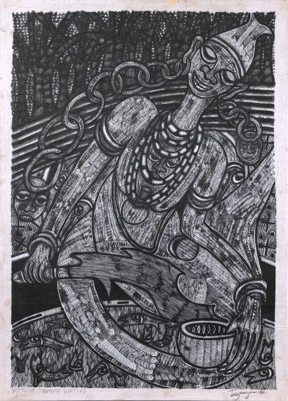 TWIN SEVEN SEVEN (1944-2011) - Nigéria  Yemoja...
