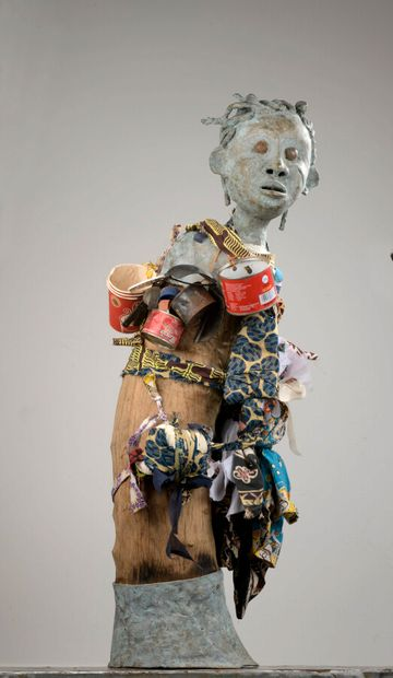 Boukaré BONKOUNGOU, né en 1978 - Burkina...