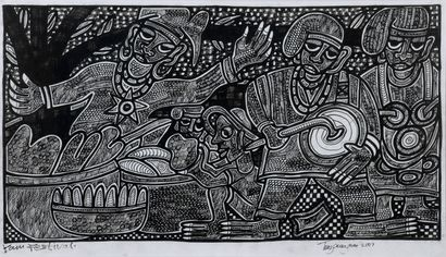 TWIN SEVEN SEVEN (1944-2011) - Nigéria  Yam...