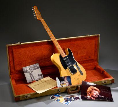 Guitare Fender Télécaster modèle 52, année 1996, n° de série 25336, made in USA,...