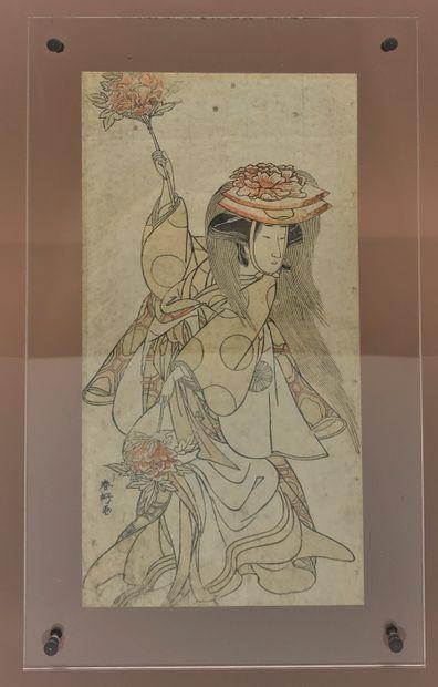 Shunko Katsukawa (1743-1812)