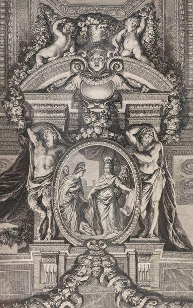 Réparation de l'attentat des Corses. 1666.No 19