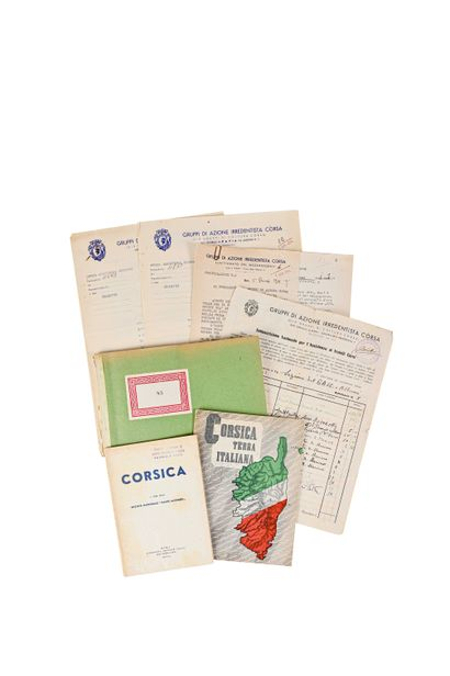 [Archive] - Giovacchini, Petru (1910 – 1955).