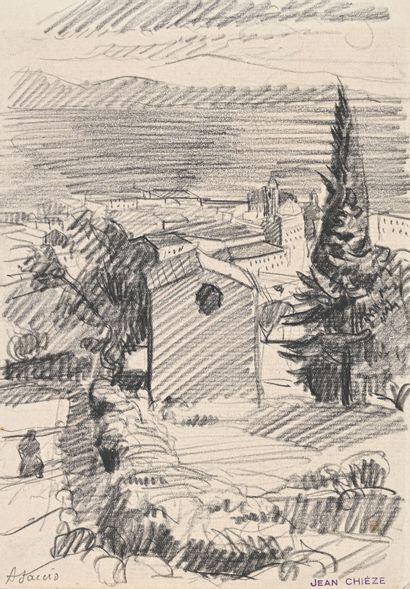 Chieze, Jean (1898 - 1975)