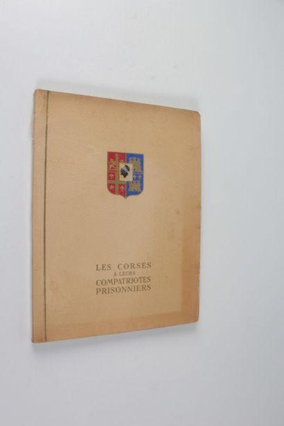 Les Corses à leurs compatriotes prisonniers