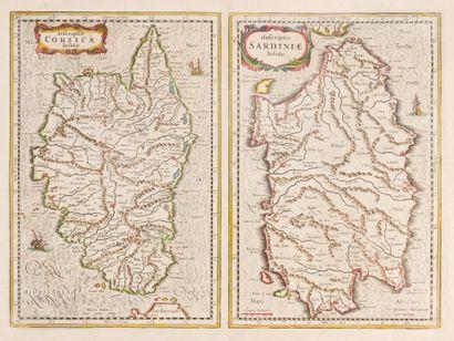 Mercator et Hondius