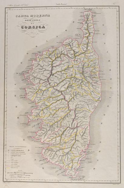 [Lot cartographie]