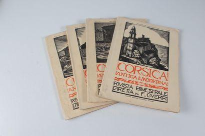 Lot 3 Corsica antica e moderna