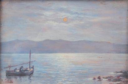 Mathieu Corizzi (1891-1976)