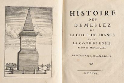 Regnier Desmarais (abbé)