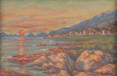 Paul Corizzi (1883-1953)