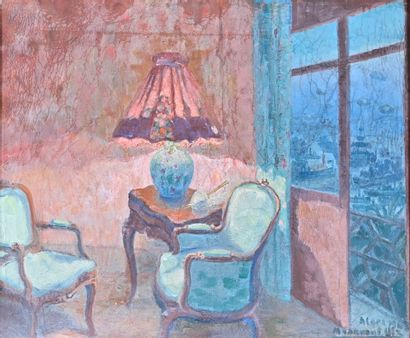 Micheline CANNAUT - UTZ (XXe siècle)  La...