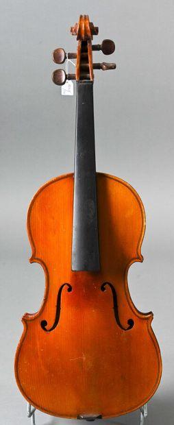 Violon 3/4 de JTL fait en copie de Stradivarius....