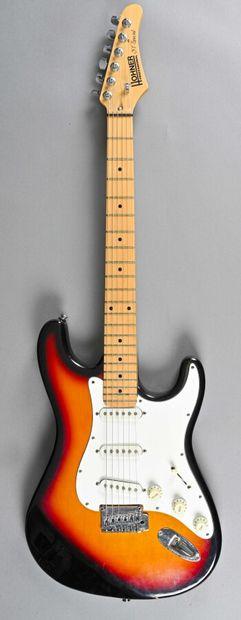 Guitare électrique HOHNER Professional modèle...