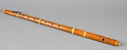 Flûte traversière vers 1850, de Didier Noblet...