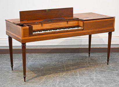 Intéressant pianoforte Nicolaus Blanchet...