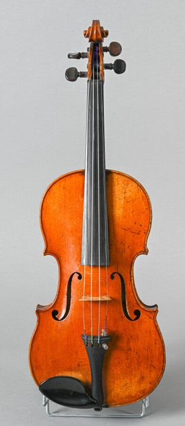 Violon Mirecourt fait vers 1880, portant...
