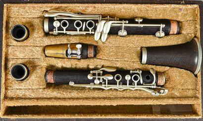 Clarinette Lefèbvres en si bémol, avec un...