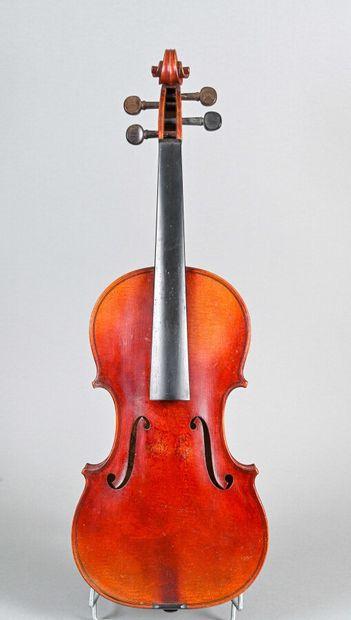 Violon de l'atelier de Nicolas Vuillaume...