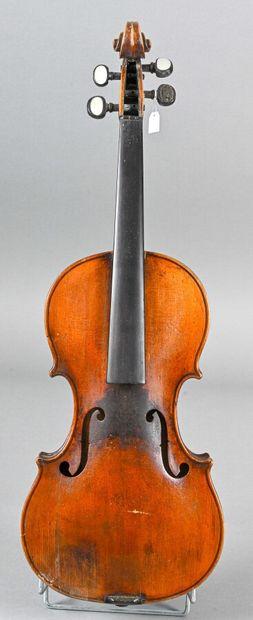 Violon portant étiquette Klotz époque 1900,...