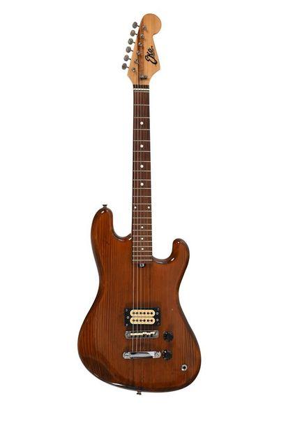 Guitare EKO, Italie, Cobra I, années 1970/80,...
