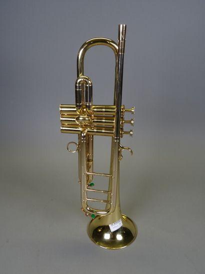 Trompette Henri Selmer modèle 75, tonalité...