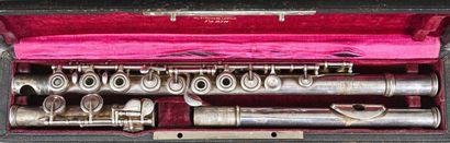 Flûte traversière de Djahma Julliot à La...