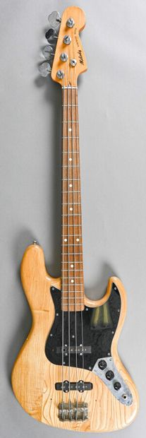 Guitare basse italienne Melody Vintage 5000....