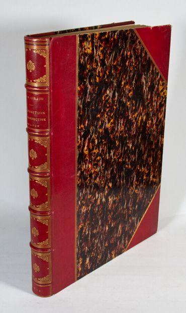 Lyonnais - LYON EXHIBITION 1877. Descriptive and reasoned collection of the main...