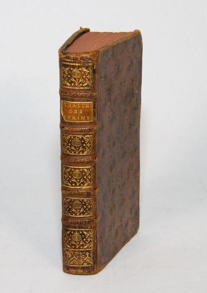HERVIEUX de CHANTELOUP (J.C.). Nouveau traité...