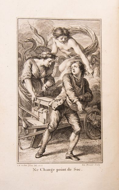 LA SALLE DE L'ETANG (Simon-Philibert de)....
