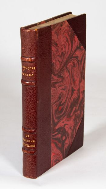 FOUQUES DUPARC (J.). Le troisième Richelieu....