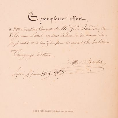 Auvergne - Forez - ASSIER DE VALENCHES (P....