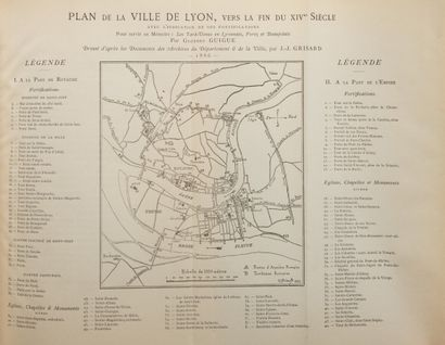Lyonnais - GUIGUE (G). Les Tard-Venus en...