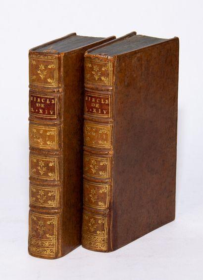 [VOLTAIRE]. Le Siècle de Louis XIV, publié...