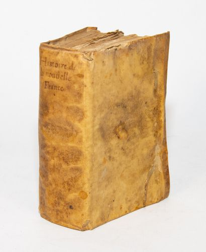 LESCARBOT (Marc). Histoire de la Nouvelle France, contenant les navigations, découvertes...