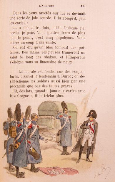 ESPARBES (Georges d'). La Grogne.  Paris,...
