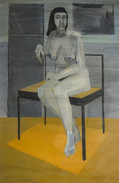 Émile LAFAMÉ (Émile BOGAERT, dit) (1934-2017)...