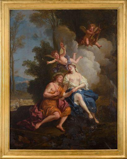 Attribué à Louis de SYLVESTRE (1669-1740)...