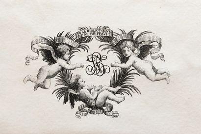 BOUREAU-DESLANDES (André-François). APOTHEOSE DU BEAU-SEXE.  Londres, (Amsterdam),chez...