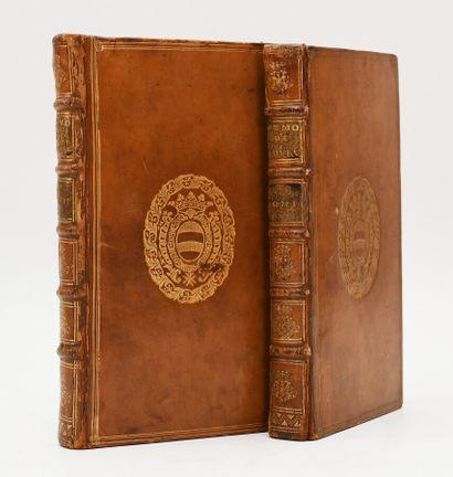 GOURVILLE (J.H. de). MEMOIRES... DEPUIS 1642...