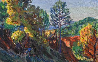 Attribué à René Seyssaud (1867-1952)