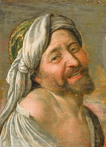 Attribué à Johanes MORELSE ( 1602-1634)