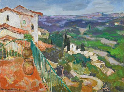 Lucien MARTIAL (1892-1987)