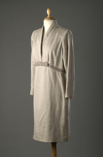 GIVENCHY Haute Couture n°85485  Robe au genou...