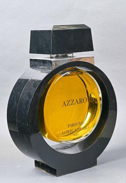 PARFUMS LORIS AZZARO  Important flacon de...